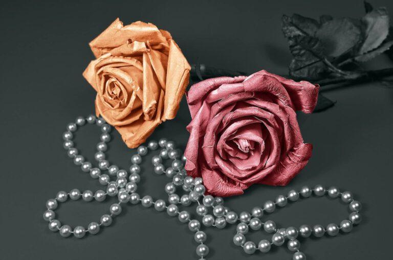 Jak wyczyścić sztuczne kwiaty z kurzu?